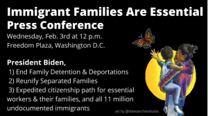 Immigrant Families are Essential